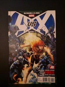 Avengers Vs. X-Men #4 (2012)