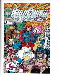 WildC.A.T.s: Covert Action Teams #1 (1992)