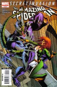 Secret Invasion: Amazing Spider-Man #2, VF+ (Stock photo)