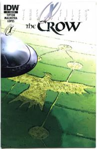 X-FILES CROW Conspiracy #1, VF/NM, Fox Mulder, Dana Scully, 2014, more in store
