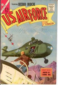 US AIR FORCE (1958-1965 CH) 28 VF-NM   July 1963 COMICS BOOK