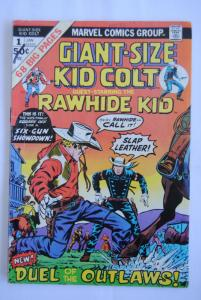 Giant Size Kid Colt Outlaw #1