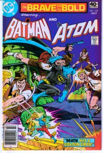 Brave and The Bold # 152  The Atom !