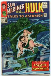 Tales to Astonish 71 Sep 1965 VG (4.0)
