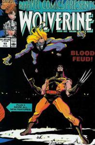 Marvel Comics Presents #53 VF/NM; Marvel | save on shipping - details inside