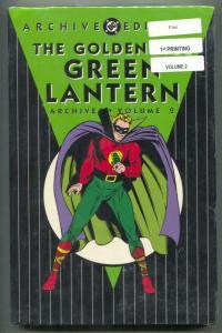 Golden Age Green Lantern Archives Vol 2 hardcover