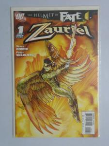 Helmet of Fate Zauriel #1, 8.0/VF (2007)