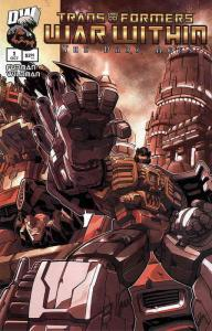 Transformers: War Within: The Dark Ages #1A VF; Dreamwave | save on shipping - d