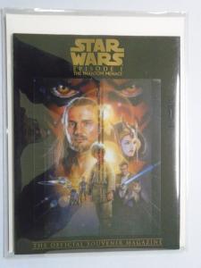 Star Wars Episode 1 Official Souvenir Magazine #1 - NM - 1999