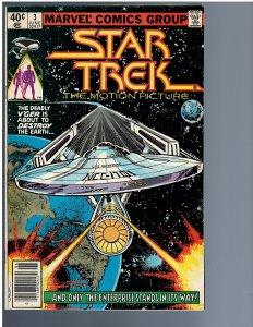 Star Trek #3 (Marvel, 1980)