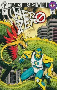 Comics' Greatest World—Cinnabar Flats #2 VF/NM; Dark Horse | save on shipping -