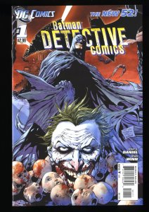 Detective Comics (2011) #1 VF/NM 9.0 Batman! 1st Print!