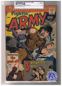 Fighting Army # 33 Vg+  4.5