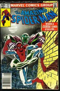 AMAZING SPIDER-MAN #231-1982-MARVEL VF