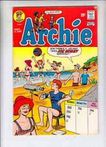 Archie #229 (Sep-73) FN/VF- Mid-High-Grade Archie