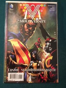 Multiversity: Cosmic Neighborhood Watch #1