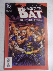 BATMAN SHADOW OF THE BAT # 1
