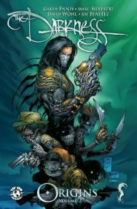 Darkness, The CS #2 VF/NM; Image | save on shipping - details inside