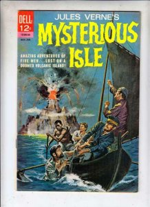 Mysterious Isle # 1 strict VF/NM artist Jules Verne storyline