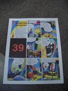 BUCK ROGERS #39-ITALIAN SUNDAY STRIP REPRINTS-CALKINS FN