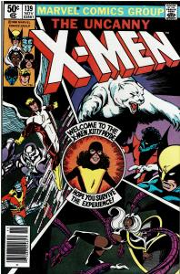 X-Men #139, 9.4 or better, 1st Appearance of Stevie Hunter and Heather Hudson