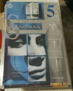 SANDMAN #  45  1993 DC COMICS NEIL GAIMAN   BREIF LIVES PT 5+ THE ENDLESS