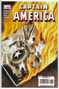 Captain America   vol. 5   #48 FN/VF (Old Friends and Enemies 3)