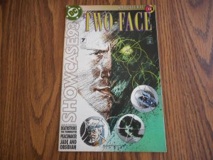 SHOWCASE 93 # 7 TWO-FACE  COVER 9.2/9.4 WOW!!!