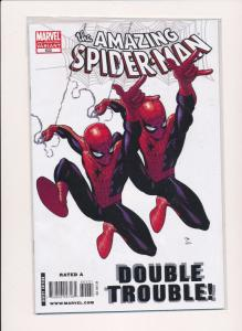 The Amazing Spider-Man #602 ~ 2nd printing Variant  Double Trouble ~ VF (HX345)