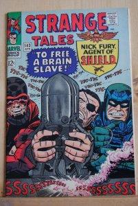 Strange Tales #143, Nick Fury, Dr. Strange, High grade!