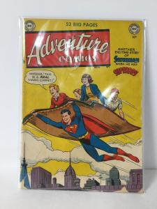 Adventure Comics 156 2.0 Gd Good Bottom Staple Detached DC Comics SA