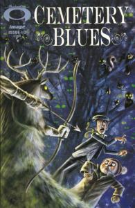 Cemetery Blues #2 VF/NM; Image   save on shipping - details inside