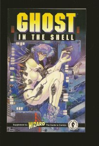 Dark Horse Comics Ghost In The Shell Wizard Mini Supplement 1995