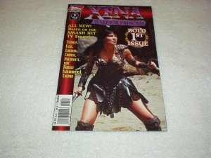 XENA Warrior Princess Comic #1, 1997 BOLD 1ST ISSUE!