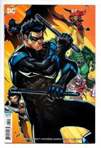 Titans #25 Rebirth Variant Cvr (DC, 2018) NM