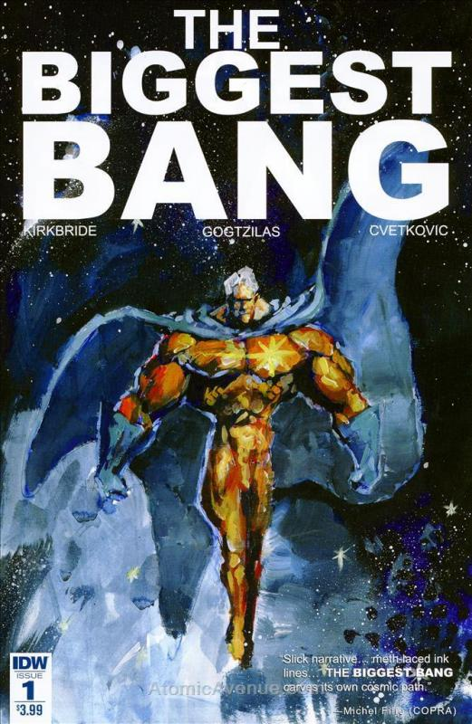 Biggest Bang, The #1 VF/NM; IDW | save on shipping - details inside