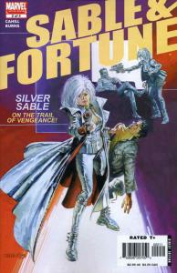 Sable And Fortune #2 VF/NM; Marvel | save on shipping - details inside
