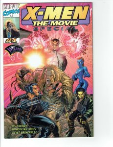 X-Men The Movie Special #1 Wizards Of The Coast Edition [Marvel Comics, 2000]