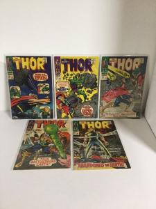 The Mighty Thor 141 142 143 144 145 146 147 148 149 150 Fn-Vf 6.0-8.0