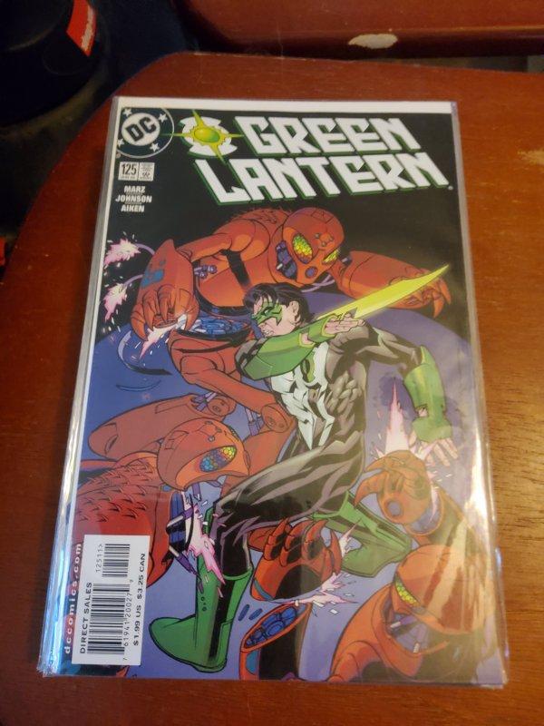 Green Lantern #125 (2000)