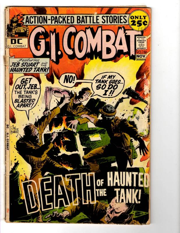 3 gi combat dc comic books 123 150 152 war comics wwii haunted 3 gi combat dc comic books 123 150 152 war comics wwii haunted tank j129 publicscrutiny Choice Image