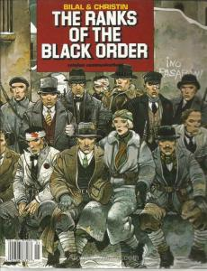 Ranks of the Black Order #1 VF/NM; Catalan | save on shipping - details inside