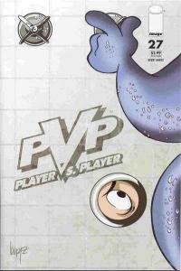 PvP (2003 series) #27, NM + (Stock photo)