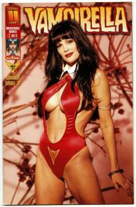 Vampirella #21 Dangerous Games Pt 1 (Harris, 1999) VF-
