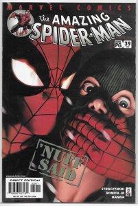 Amazing Spider-Man (vol. 2, 1998) #39/480 FN ('Nuff Said) JMS/Romita Jr.