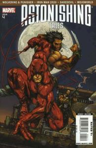 Astonishing Tales (2nd Series) #4 VF; Marvel | save on shipping - details inside