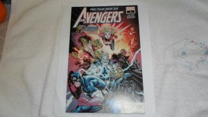 2019 MARVEL COMIC BOOK DAY THE AVENGERS # 1