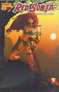 Red Sonja (Dynamite) #4A VF/NM; Dynamite | save on shipping - details inside