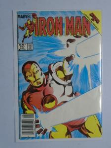 Marvel Iron Man 197 N.S. 6.0 (1995)