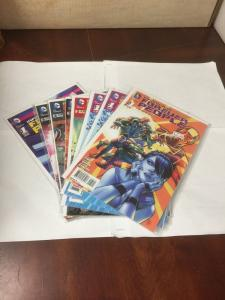 Forever People 1 2 3 4 5 Doubles And Variants Plus Futures End Variant!